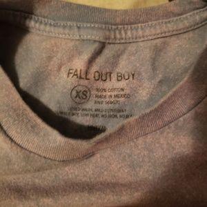 fallout boy merch